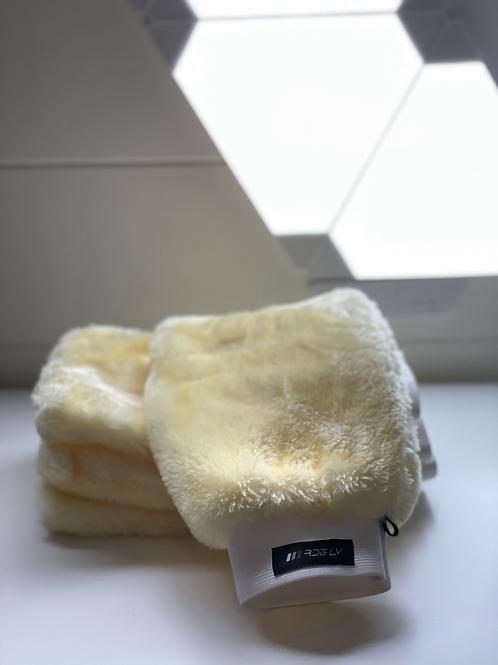 Premium Washandschoen Wol - ///RDG LV