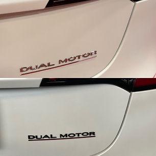 Tesla Model 3 Performance - Zwarte Accen