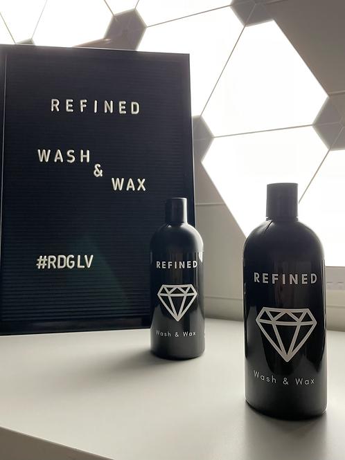 Refined - Wash & Wax 500ml