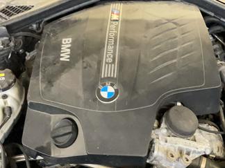 BMW M135i Motorblok VOOR Reiniging