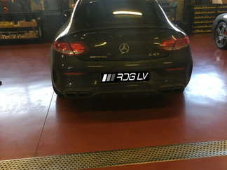 Mercedes-Benz C63 Coupe