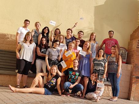 Տեղի ունեցավ «Ինչպես ստեղծել դասընթացներ երիտասարդական աշխատողների համար» ուսուցողական ծրագիրը