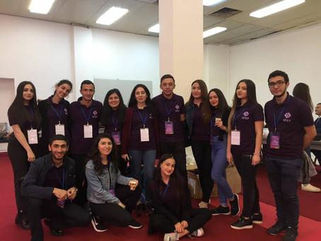 ԵԱԴ-ի կամավորները մասնակցեցին Եվրասիական գործընկերության 2-րդ միջազգային համաժողովին