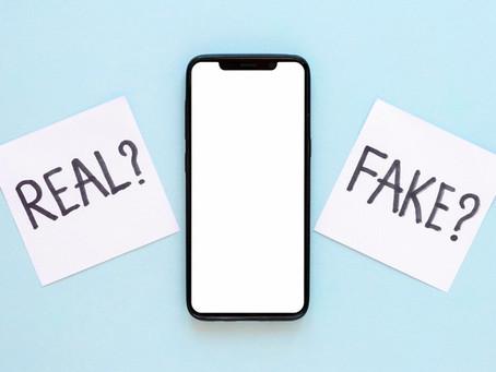 Fake - Not Fake. մեդիագրագիտության դասընթաց