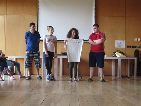 """Youth for Environmental Future"". FYCA member represented Armenia in Czech Republic"