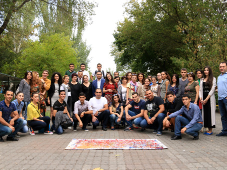 ԵԱԴ նախագահ Ատոմ Մխիթարյանի ուղերձը երիտասարդների միջազգային օրվա առթիվ