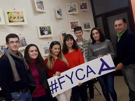 Representatives of Cooperation and Development Network Eastern Europe (CDN) were hosted in FYCA offi