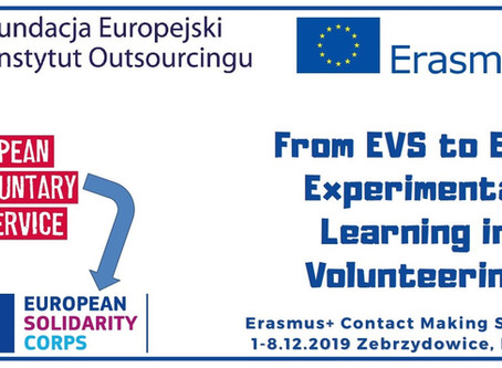 Call for participants: From EVS to ESC
