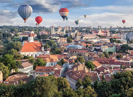 Job Shadowing in Lithuania. Apply NOW!