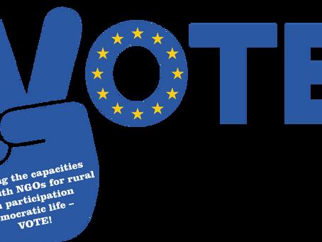 "Call for participants! ""VOTE!"" international seminar in Bulgaria!"