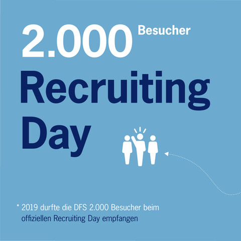 2.000 Besucher beim Recruiting Day 2019