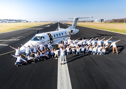 Abi 2019, wind calm runway 19 cleared for takeoff! 🛫