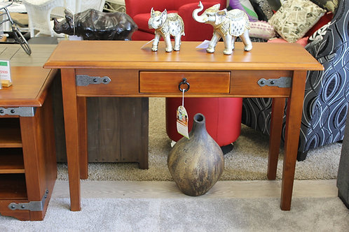 Nordic Hall Table with Drawer