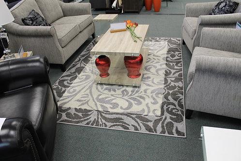Savana Fern Side Floor Rug