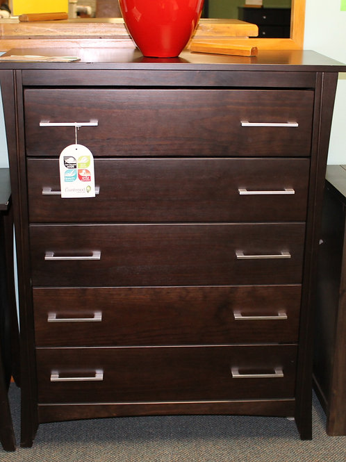 Heron 5 Drawer Tallboy