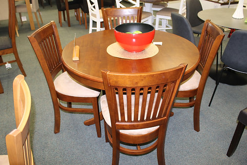 Vancouver 5 Piece Extension Dining Table