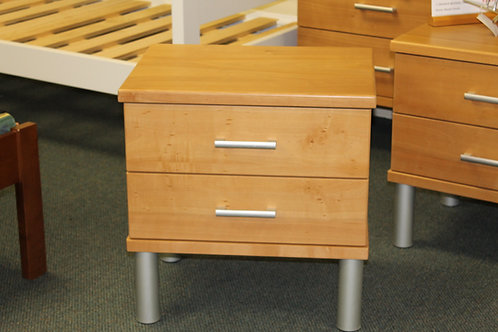 Clifton Bedside Tables 2 + 6 Drawer Lowboy NZ Made