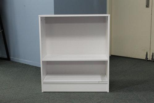 Kingston white Small Bookcase