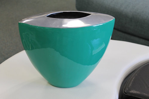 Carly Emerald Vase