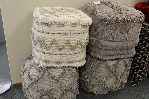 Poufs (from $192.00)