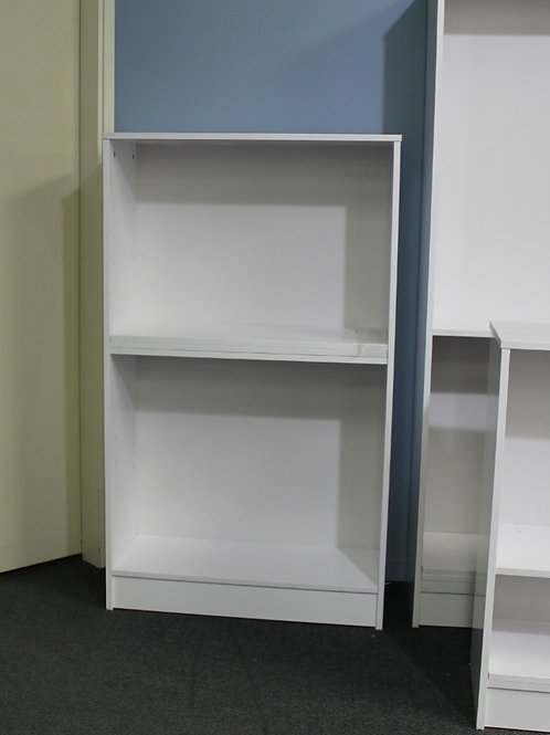 Kingston White Medium Bookshelf