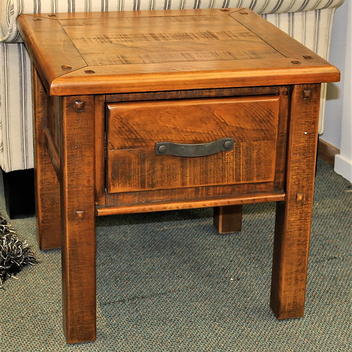 Farm House Lamp Table