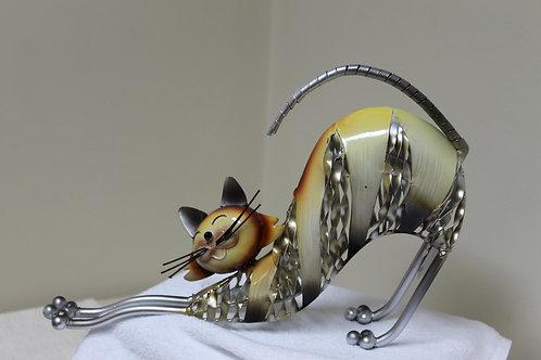 'Posh Cat' Streching