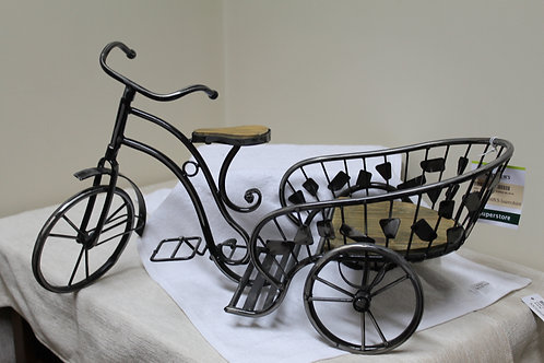 Tricycle Plant Stand (Bronze)