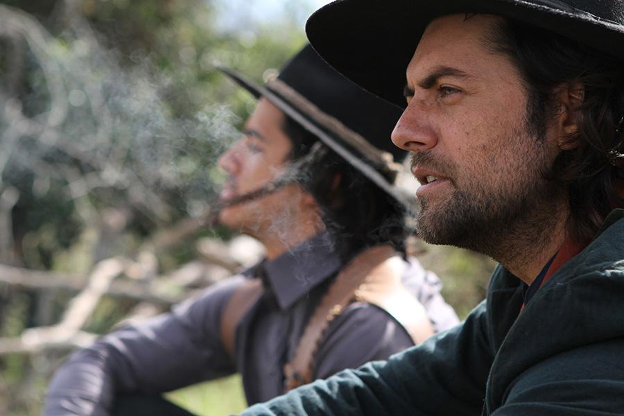 Leonardo Machado e Andre Arteche