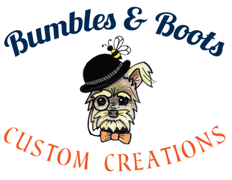 Bumble and Boots Custom Creations