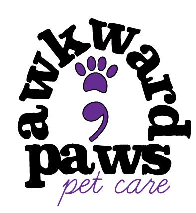 awkward paws pet care
