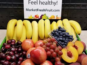 I Love Summertime Fruit!