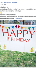 Show your Birthday Love!