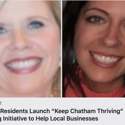 Keep Chatham Thriving in the News!