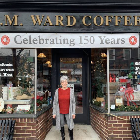 T.M. Ward spotlight by Tap Into Chatham