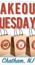 Take out Tuesday