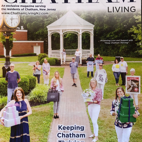 """Special Feature on """"Keep Chatham Thriving"""""""