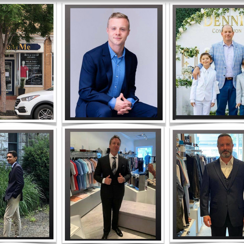Pour HoMMe, Chatham Menswear Shop for all ages!