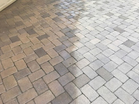 Before and after sealing