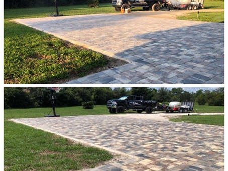 Should I seal my pavers?