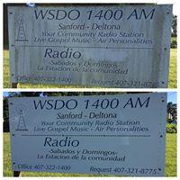 WSDO Radio - Sanford, FL location