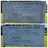 WSDO Radio - Sanford, FL location