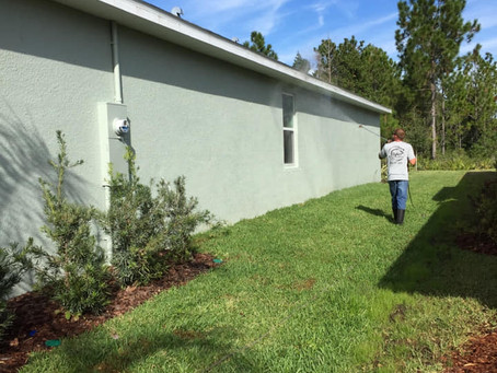 How often should I pressure wash my home or business?