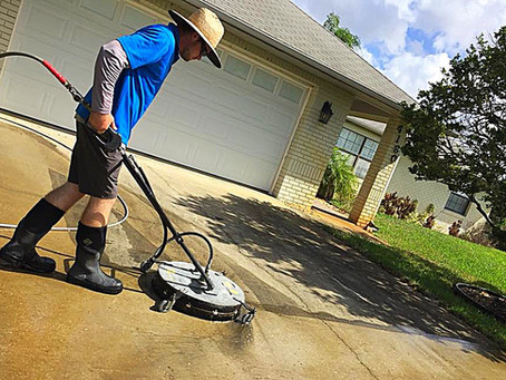 Surface Cleaning your Volusia Home or Business