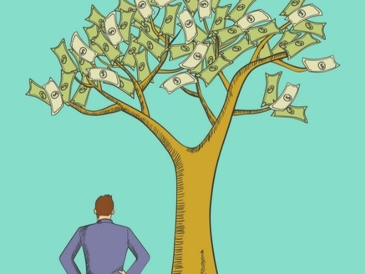 The Invisible Money Tree