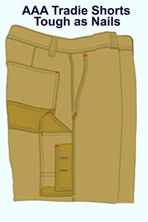 AAA Short Shorts Premium Lite Weight