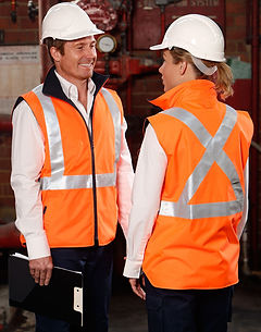 AAA Uniforms Hi Vis