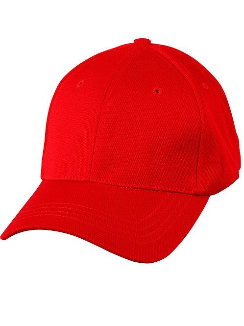 Pique Mesh Caps