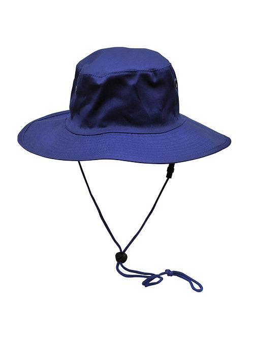 School Hat With Break-away Strap