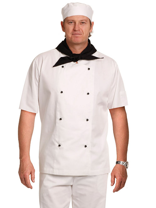 Chef's Short Sleeve Jacket